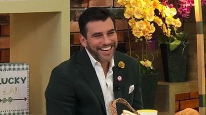 Este sábado el presentador realizó una transmisión en vivo en Instagram y platicó su experiencia al ser portador de Covid-19(Instagram/mbarcelata)