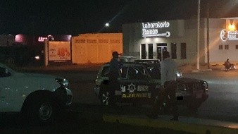 En ataque armado pierde la vida un policía municipal y otro resulta herido en Ciudad Obregón