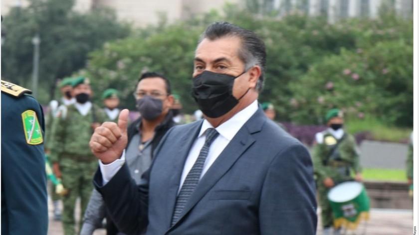 En la campaña por la Gubernatura de NL en el 2015, emergiÛ la amistad de El Bronco con el entonces Gobernador priista de Nayarit.(Agencia Reforma)