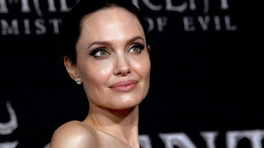 Siete años de que Angelina Jolie frenó el cáncer(Internet)
