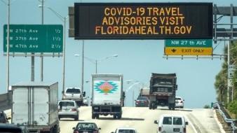 Miami advierte de alza en Covid-19 y pelea para regresar a restricciones