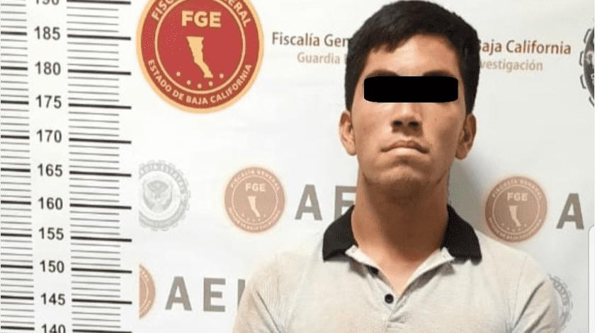 Prisión preventiva a asaltante de taxista(Cortesía)