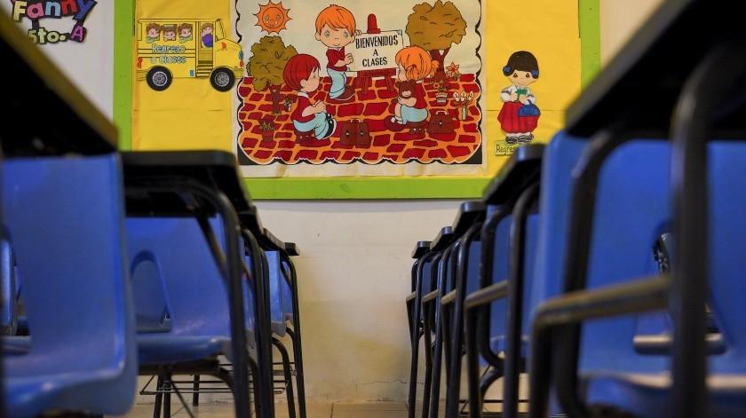 Sin clases presenciales hasta que haya vacuna y cura: Jaime Bonilla(Archivo)