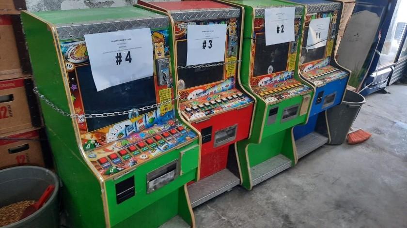 Clausuran otro 'mini casino'