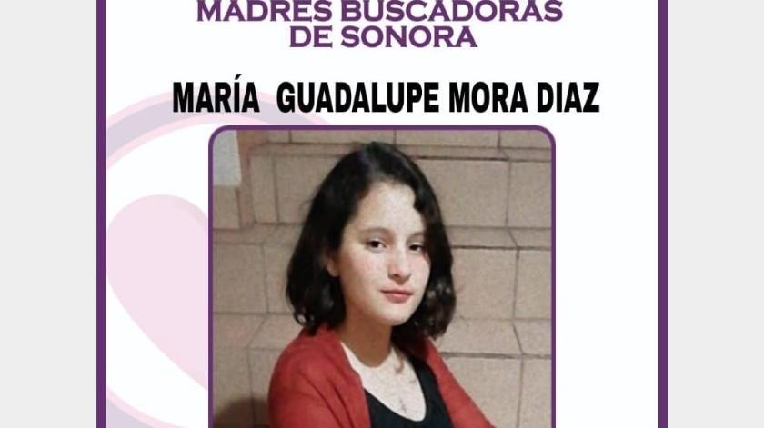 Se localizó con vida a hija menor de edad de Madres Buscadoras de Sonora: FGJE(Facebook Madres Buscadoras de Sonora)