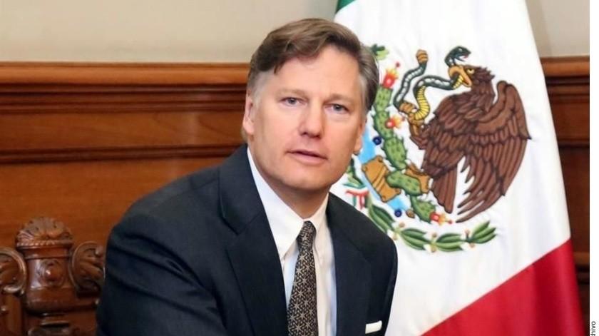 Por pandemia, migración mexicana aumentó hacia EU: Embajador Christopher Landau(Archivo GH)