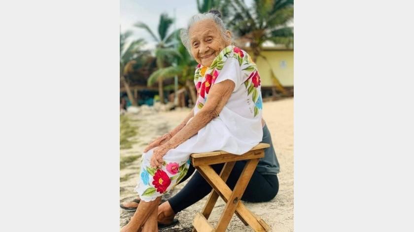 La mujer antes vivía en el municipio de Othón P. Blanco, y ahora se mudó a Cancún(Especial)