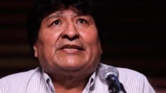 Evo Morales dice que su partido y Luis Arce han ganado elecciones de Bolivia; van casi 5% de votos contados