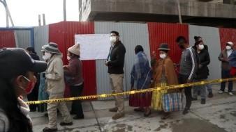 Bolivia cierra votación y esperará para conocer al ganador a la presidencia