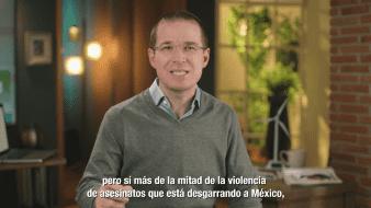 Ricardo Anaya, ex candidato panista a la Presidencia de México.