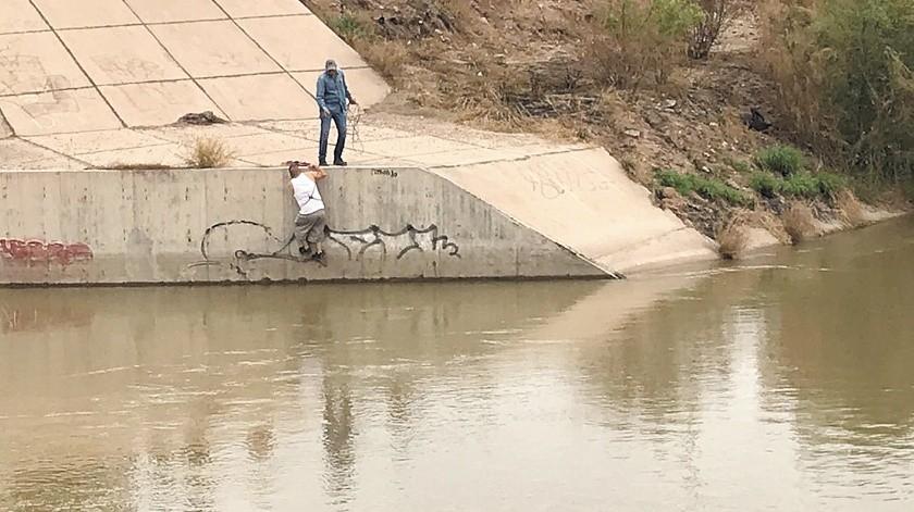 El canal Las Pilas es uno de los que mayores accidentes registra en Navojoa.(Banco Digital)
