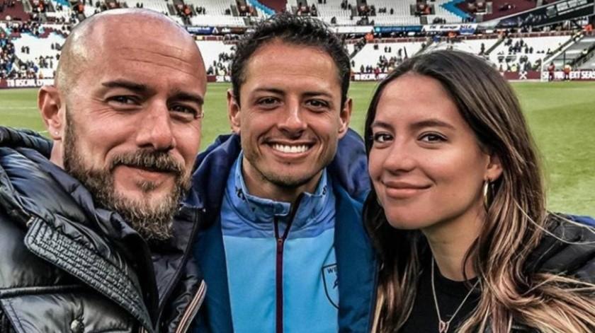 """Culpan al coach de vida de Chicharito, Diego Dreyfus, del """"declive en su carrera""""(Instagram/ DiegoDreyfus)"""