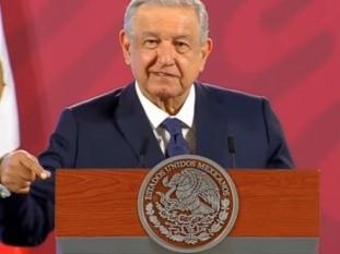 El presidente López Obrador asegura que lo mejor es que que las elecciones transcurrieron de forma pacífica y los órganos electorales serán los que determinen el triunfo, que preliminarmente favorece al Partido Revolucionario Institucional.