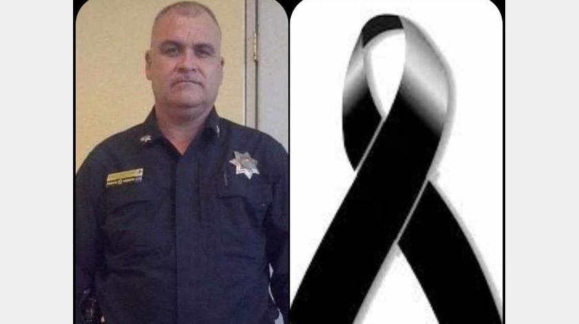 Tras ataque armado a policías en Valle del Yaqui, oficial Ricardo Lozano perdió la vida(Especial)