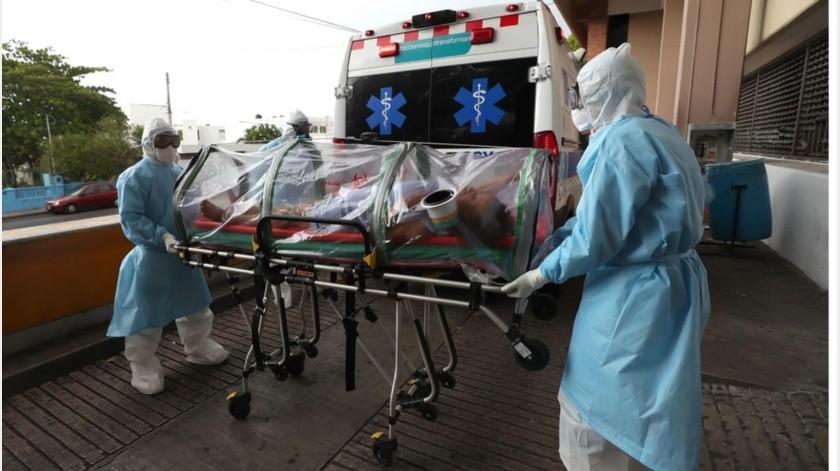 México proyecta más de 101 mil decesos por Covid-19 tras incluir muertes sospechosas(GH)