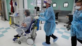 AMLO anuncia nueva reconversión hospitalaria para atender enfermos Covid-19