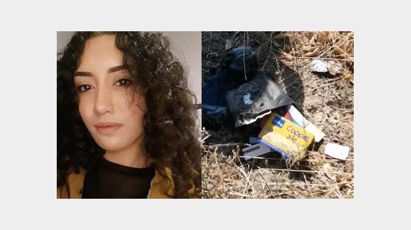 Danna Sugey Salgado Dávalos desapareció el pasado 30 de marzo.(Cortesía)