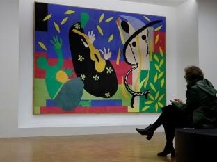 Fotos: Matisse, un brochazo de alegría en el Centro Pompidou