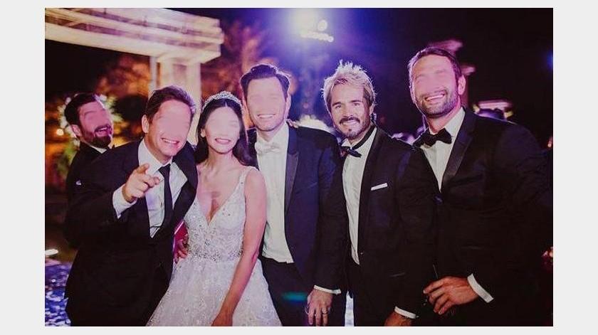 José Ron asistió a boda que causó contagio masivo de Covid-19 en BC(Instagram)