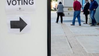 Para que un candidato gane la Presidencia de Estados Unidos necesita 270 votos en el proceso del Colegio Electoral.