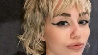 Miley Cyrus ya se había mostrado como fan de Metallica en el pasado.