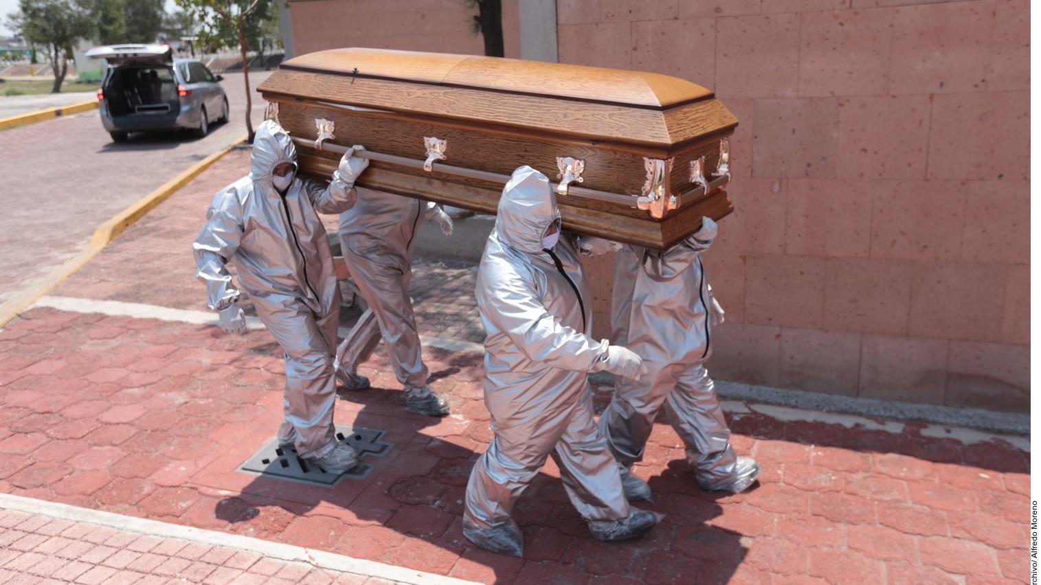 EU ha registrado 300 mil muertes más de lo usual: CDC; Covid-19 fue la causa de 66%, afirma