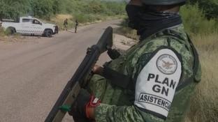 Autoridades diplomáticas advierten a sus conciudadanos sobre el peligro que representa viajar por la Carretera federal #2, en Sonora, ante la amenaza de enfrentamientos entre carteles de droga.
