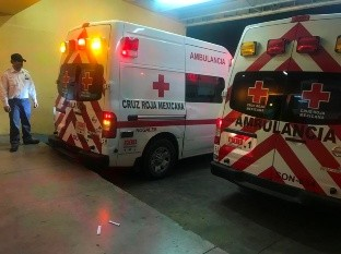 Una menor de 6 años de edad fue internada en el Hospital General con problemas de intoxicación.