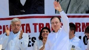 Alfonso Durazo anuncia renuncia al gabinete de AMLO para ir por gubernatura de Sonora
