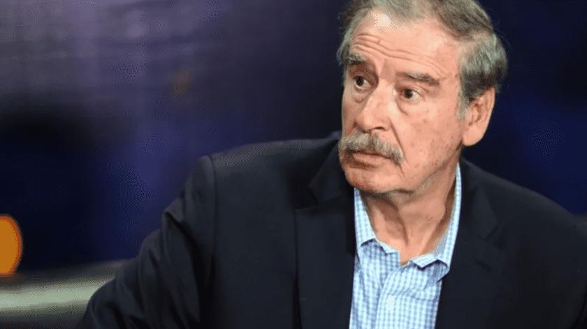 Vicente Fox Quesada, expresidente de México.(Archivo)