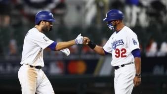 Los Dodgers ganaron el primer juego de la Serie Mundial.