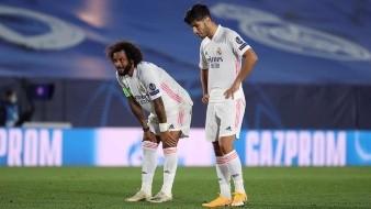 Real Madrid perdió como local ante el Shakhtar.