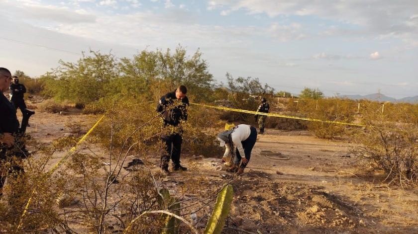 El Gobierno federal refiere que la violencia en esta zona es relacionada a las pugnas entre grupos delictivos.(Especial)