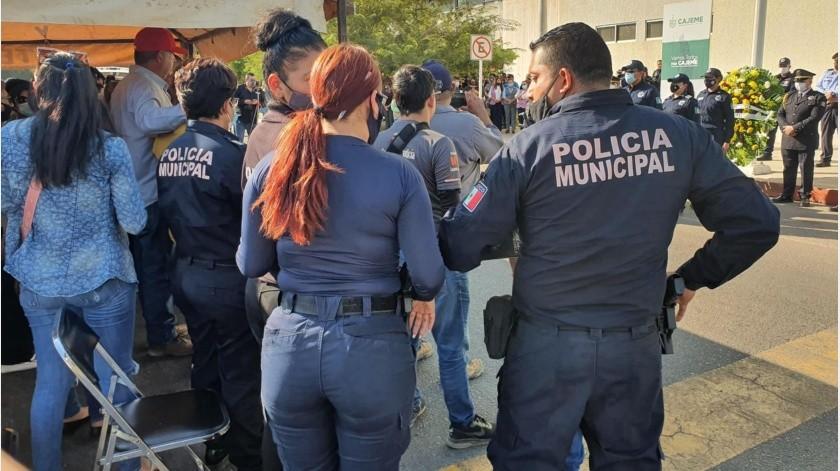 Por presuntos vínculos con el crimen organizado investigan a policías de Cajeme(Especial)