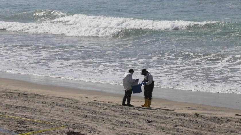 Se han registrado varios derrames en Playas de Tijuana.(Sergio Ortiz)