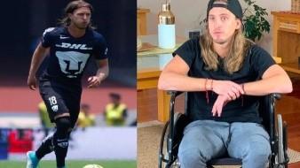 Queda en silla de ruedas Toño García y demanda a Pumas por negligencia