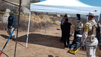 Localiza brigada estatal siete cuerpos de personas desaparecidas