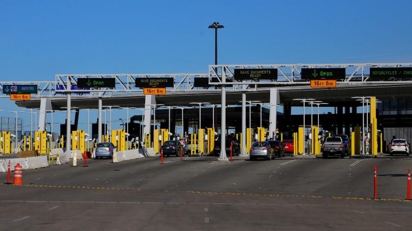 Sufre afectación el sector empresarial por cierre fronterizo