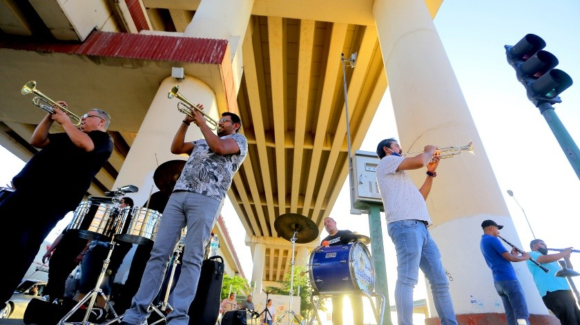 Sindicato de Músicos de Hermosillo no está solicitando reabrir frontera con EU: Carlos Biebrich(Archivo GH)