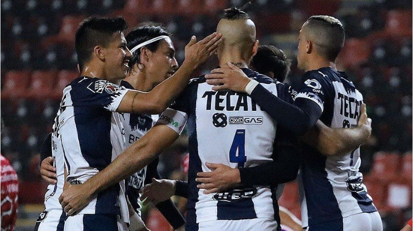 Rayados dan el primer paso al ganar el duelo de ida de la Final de la Copa MX ante Xolos(Instagram @rayados)