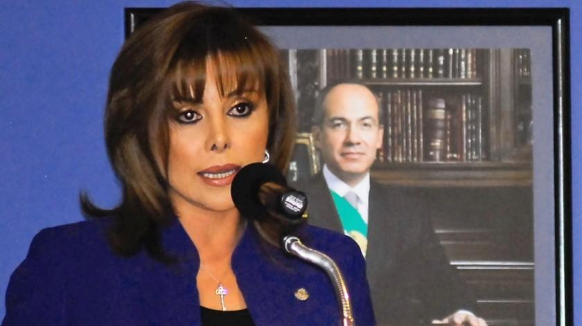Ex comisionado de PF presentó amparo contra FGR por no ejercer acción penal contra exprocuradora Marisela Morales(Archivo GH)