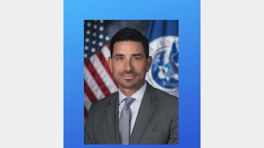 Chad P. Wolf, secretario interino de Seguridad Nacional de Estados Unidos.(Especial)