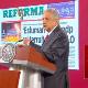 Señalamientos a medios en La Mañanera no afectan la libertad de expresión: AMLO