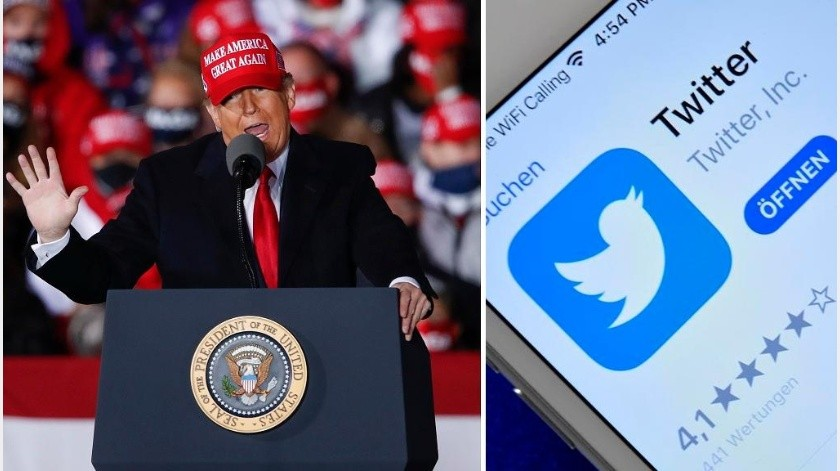 ¡Parece chiste! Hacker cuenta cómo supuestamente descubrió la contraseña de Trump(EFE)