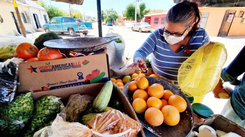 """Crecen """"poquito"""" precios en Hermosillo en primera quincena de octubre(Banco Digital)"""