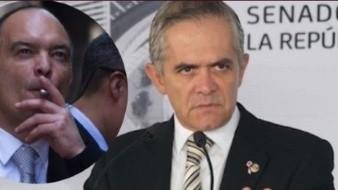 Ayer se llevó a cabo un cateo en uno de los domicilios de Luis Serna, exsecretario de Miguel Ángel Mancera