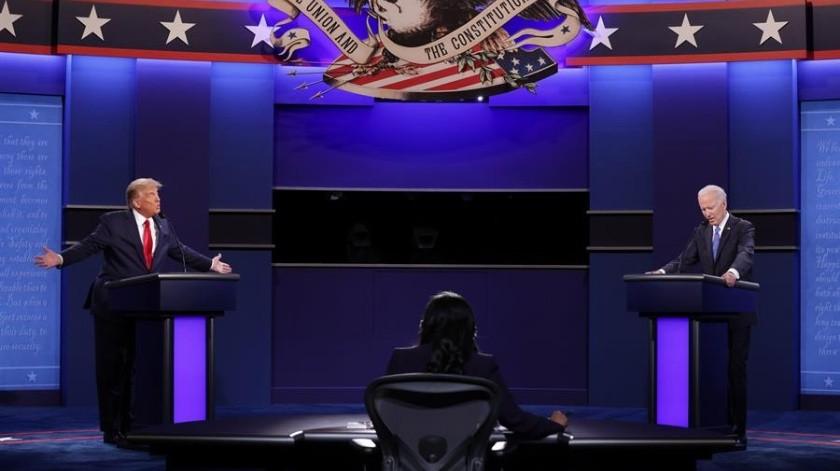 En Estados Unidos, un candidato a la presidencia puede llegar a la Casa Blanca sin haber tenido que ganar el mayor número de votos del electorado.(EFE)