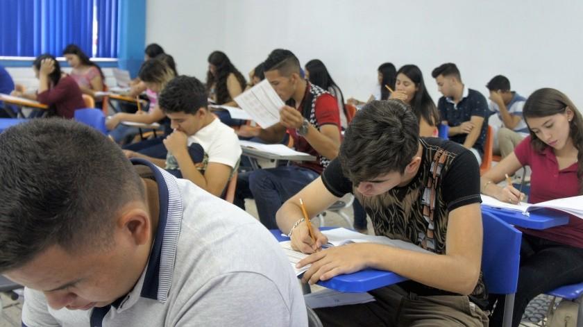 Cada entidad decidirá la fecha del regreso a clases, declaró Esteban Moctezuma(Archivo GH)