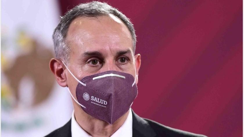 Coronavirus en México: López-Gatell prevé que repunte dure hasta marzo(GH)