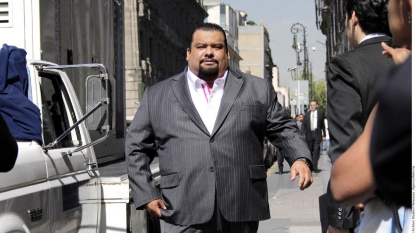 Jueces se declaran incompetentes ante amparo de Cuauhtémoc Gutiérrez, acusado de trata(GH)